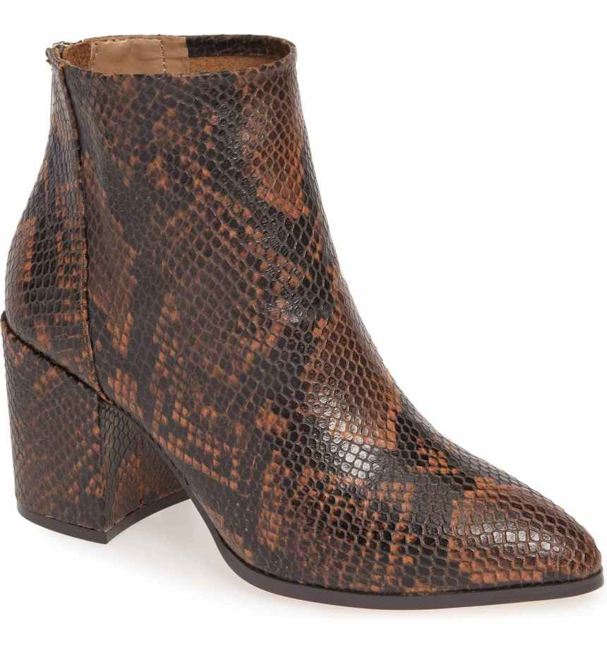 Nordstrom Anniversary Sale 2019: 5 Things Worth The Investment. Steve Madden Jillian bootie