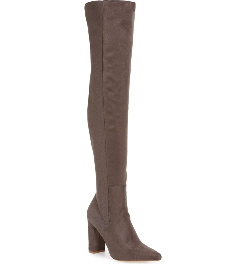 Nordstrom Anniversary Sale 2019: 5 Things Worth The Investment. Steve Madden Everly Over The Knee Boot
